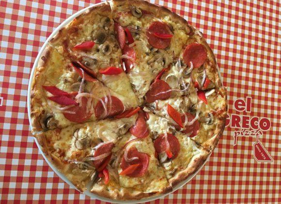 Νέα πίτσα  Piccata